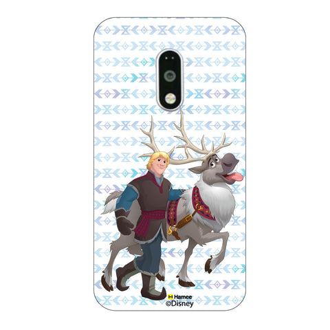Disney Princess Frozen ( Kristoff Sven ) Lenovo K5 Note