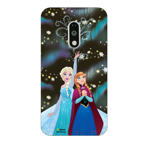Disney Princess Frozen. ( Elsa Friends Magic 2 )  Moto G4 Plus