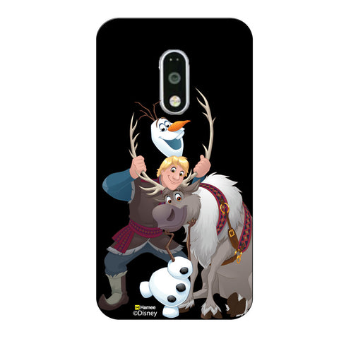 Disney Princess Frozen ( Kristoff Sven Olaf )  Redmi Note 3