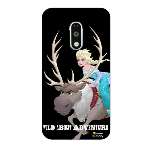 Disney Princess Frozen ( Elsa Wild Adventure ) Redmi Note 3