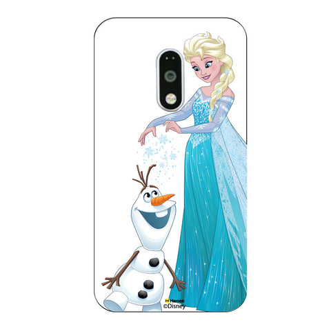 Disney Princess Frozen ( Elsa Olaf )  Lenovo K5 Note