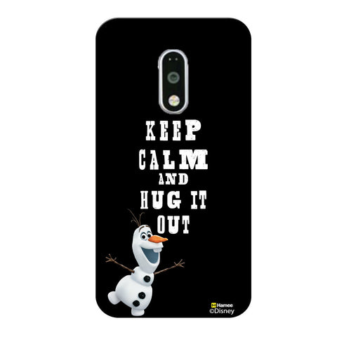 Disney Princess Frozen ( Olaf Keep Calm ) Lenovo K5 Note