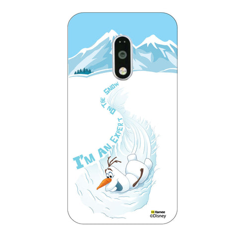 Disney Princess Frozen ( Olaf Snow Expert ) Lenovo K5 Note
