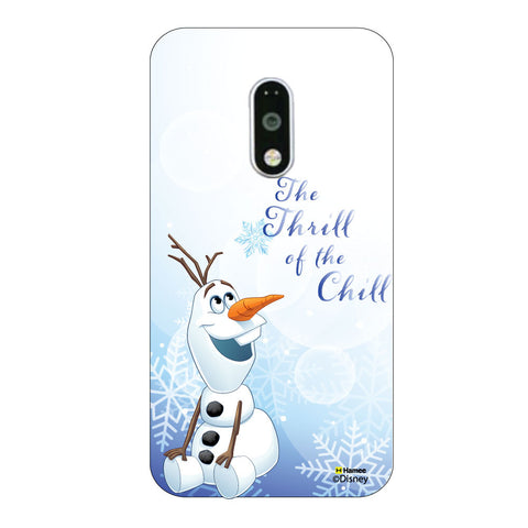 Disney Princess Frozen ( Olaf Chill Thrill ) Lenovo K5 Note