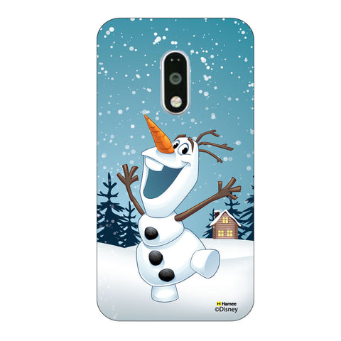Disney Princess Frozen ( Olaf Snow )  Lenovo K5 Note