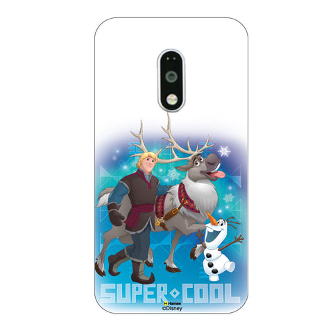 Disney Princess Frozen ( Kristoff Sven Olaf Supercool )  Lenovo K5 Note