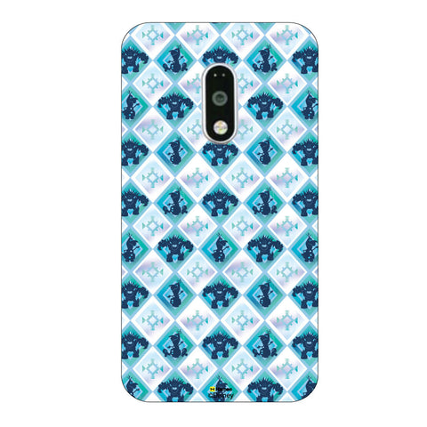 Disney Princess Frozen ( Olaf Pattern )  OnePlus 2