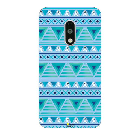 Disney Princess Frozen ( Snow Bros Pattern )  Lenovo K5 Note