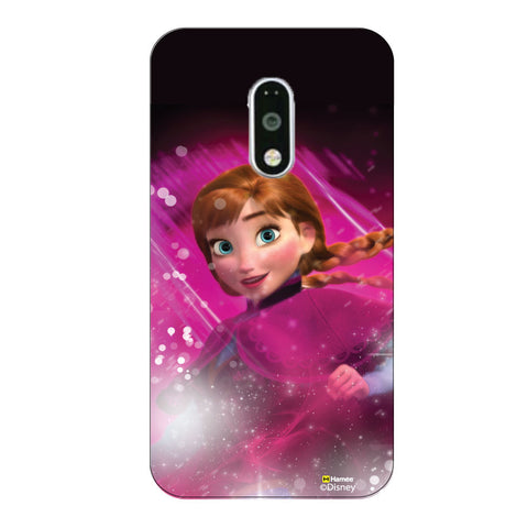 Disney Princess Frozen ( Anna 3 )  Lenovo K5 Note