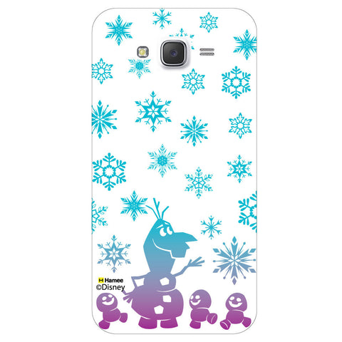 Disney Princess Frozen / On 7 ( Olaf Trolls Ice Flakes ) Samsung Galaxy On7