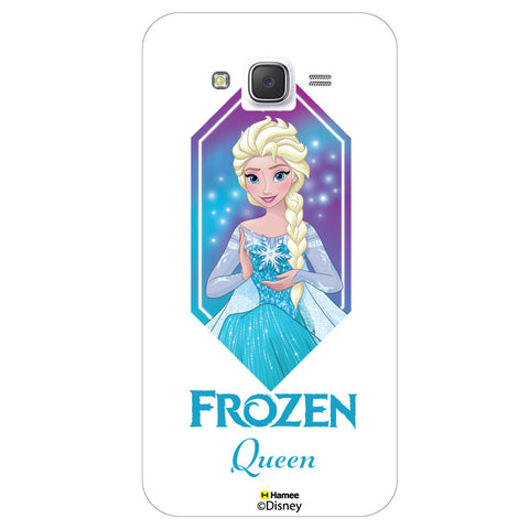 Disney Princess Frozen ( Frozen Queen Elsa ) Samsung Galaxy J5