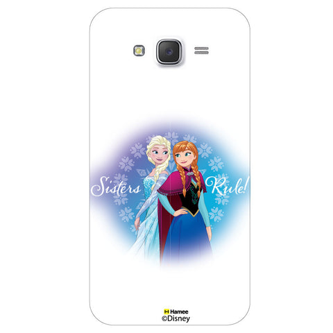 Disney Princess Frozen / On 7 ( Sisters Rule )  Samsung Galaxy On7