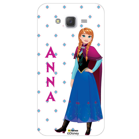 Disney Princess Frozen / On 7 ( Anna style ) Samsung Galaxy On7