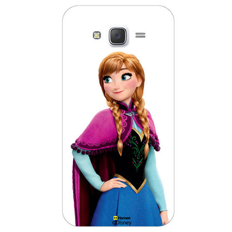 Disney Princess Frozen ( Anna ) Samsung Galaxy J5
