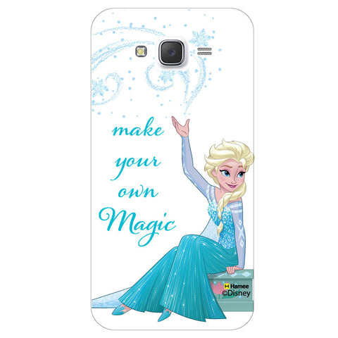 Disney Princess Frozen ( Elsa Magic ) Samsung Galaxy J5