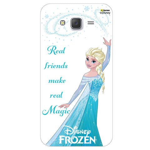 Disney Princess Frozen ( Elsa Friends Magic ) Samsung Galaxy J5