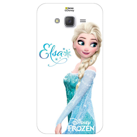 Disney Princess Frozen ( Elsa ) Samsung Galaxy J5