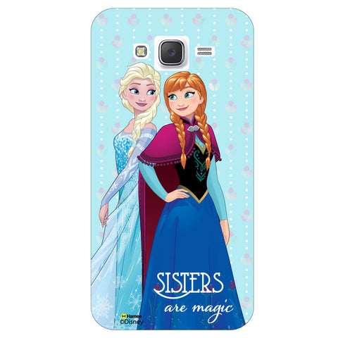 Disney Princess Frozen / On 7 ( Sisters are Magic ) Samsung Galaxy On7