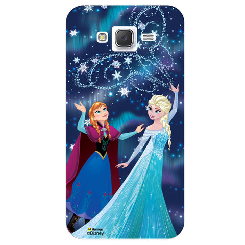 Disney Princess Frozen ( Anna Elsa Magic ) Samsung Galaxy J5