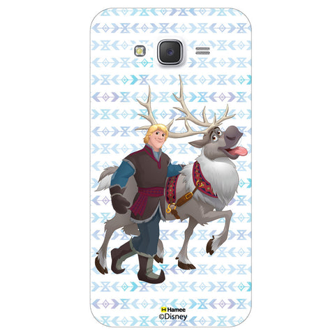 Disney Princess Frozen / On 7 ( Kristoff Sven ) Samsung Galaxy On7