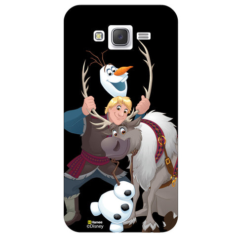 Disney Princess Frozen / On 7 ( Kristoff Sven Olaf )  Samsung Galaxy On7