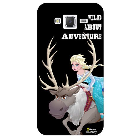 Disney Princess Frozen ( Elsa Wild Adventure ) Samsung Galaxy J5