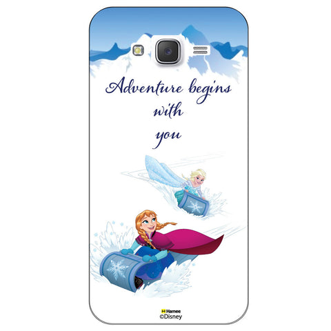 Disney Princess Frozen / On 7 ( Elsa Anna Adventure ) Samsung Galaxy On7
