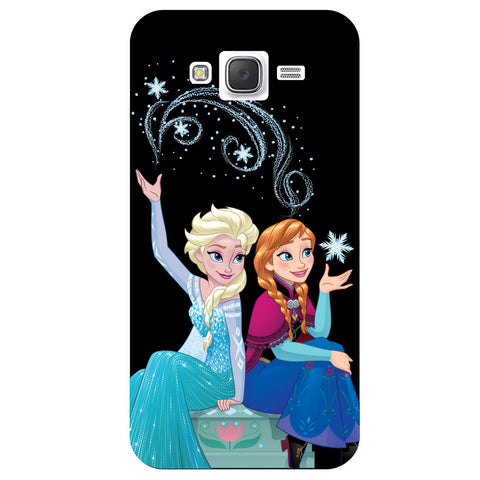Disney Princess Frozen ( Elsa Friends Magic 3 )  Samsung Galaxy J5