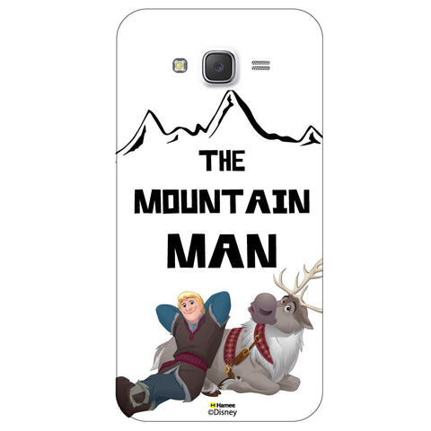 Disney Princess Frozen / On 7 ( Kristoff Mountain Man )  Samsung Galaxy On7
