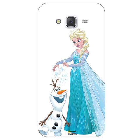 Disney Princess Frozen ( Elsa Olaf )  Samsung Galaxy J5