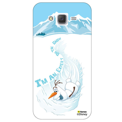 Disney Princess Frozen / On 7 ( Olaf Snow Expert ) Samsung Galaxy On7