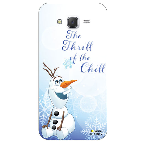 Disney Princess Frozen / On 7 ( Olaf Chill Thrill ) Samsung Galaxy On7