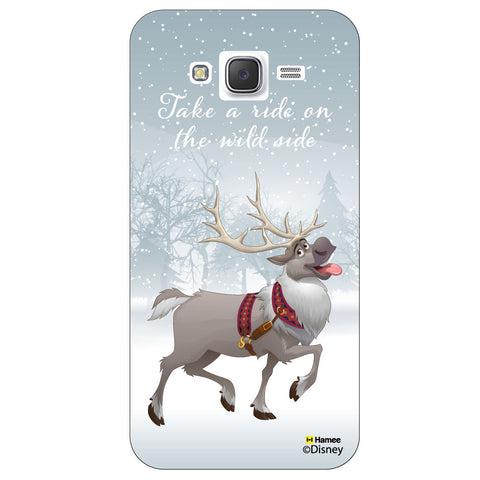 Disney Princess Frozen ( Sven Wild Ride )  Samsung Galaxy J7