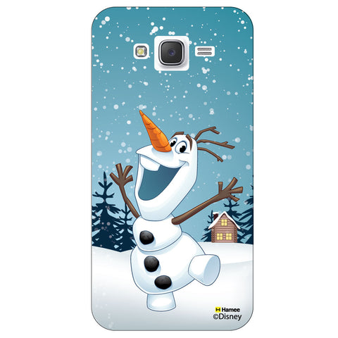 Disney Princess Frozen / On 7 ( Olaf Snow )  Samsung Galaxy On7