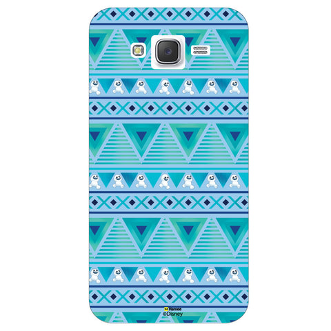 Disney Princess Frozen / On 7 ( Snow Bros Pattern )  Samsung Galaxy On7