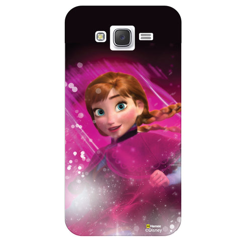 Disney Princess Frozen ( Anna 3 )  Samsung Galaxy J5