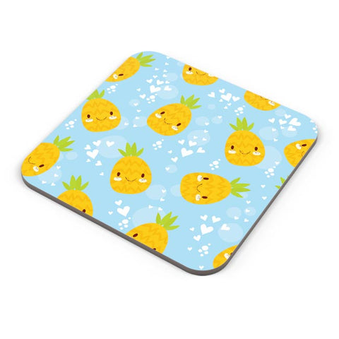 Pattern of Pineapple Coaster Online India