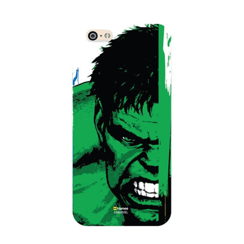 Face Hulk  Green Apple iPhone 6S/6 Case Cover
