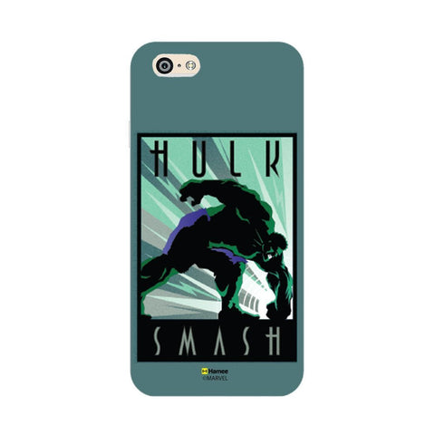 Hulk Deco Apple iPhone 6S/6 Case Cover