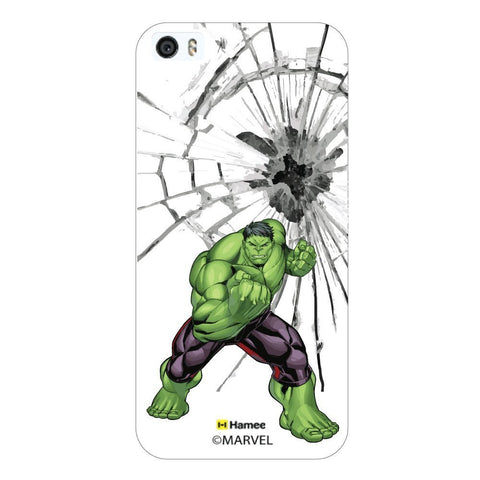 White  Hulk Big Smash Apple iPhone 6S Plus/6 Plus Case Cover