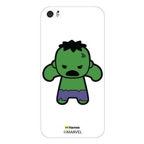 Cute Hulk White iPhone 5S/5 Case Cover