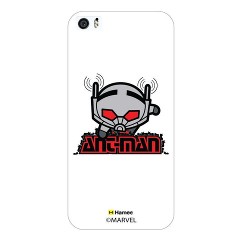 White  Cute Ant Man Apple iPhone 5S/5 Case Cover