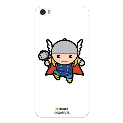 Cute Thor White iPhone 5S/5 Case Cover