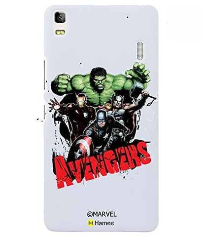 All Avengers Group Lenovo K3 Note Case Cover