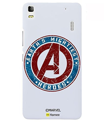 Avengers Logo Lenovo K3 Note Case Cover