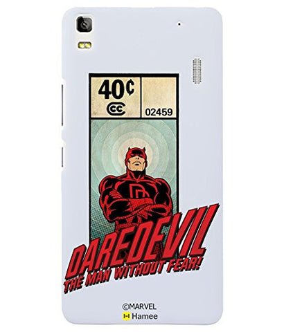Daredevil Stamp Lenovo K3 Note Case Cover