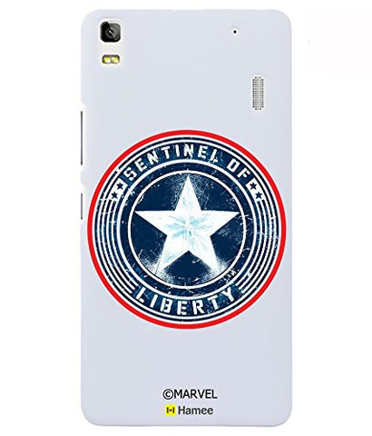 Captain America Sentinel Of Liberty Logo Lenovo K3 Note Case Cover