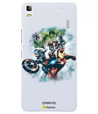 Avengers Action Lenovo K3 Note Case Cover