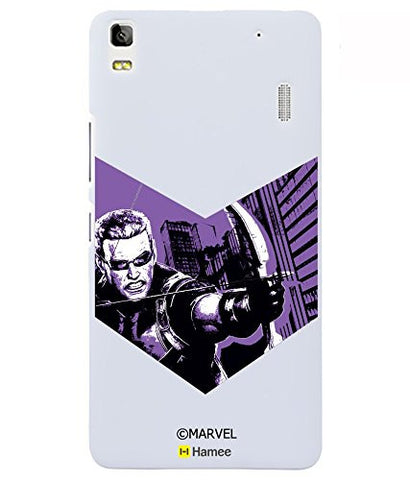Hawkeye Purple Arrow Lenovo K3 Note Case Cover