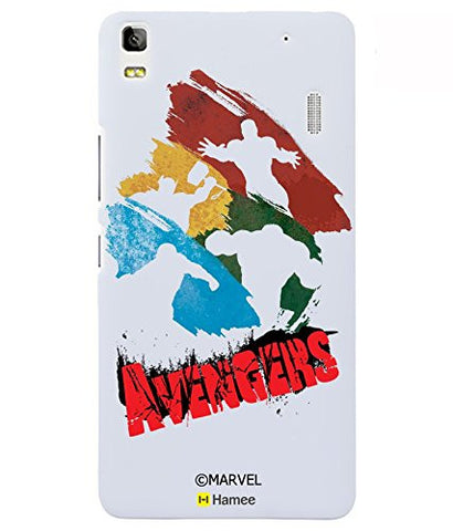 Inverted Avengers Lenovo K3 Note Case Cover
